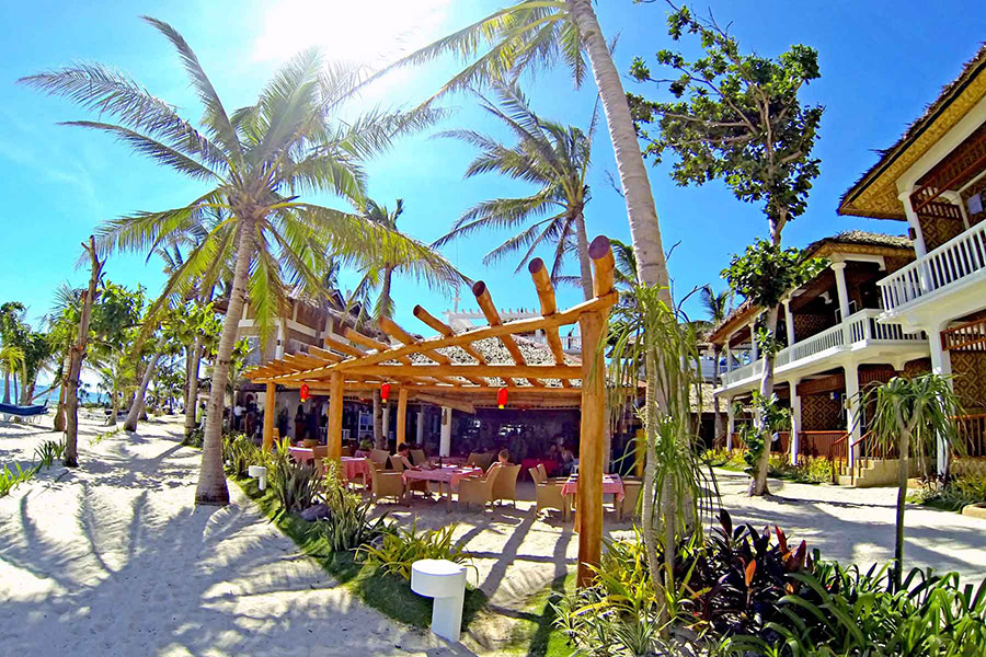 Malapascua Exotic Island  Dive & Beach resort 4*